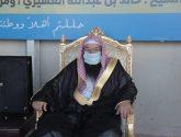 """""""العسيري"""" يتفقد العمل الميداني والتوعوي بمحافظة حوطة بني تميم"""