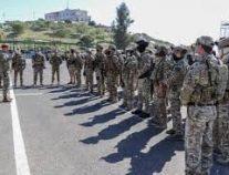 الأردن ينشر قوات خاصة على حدوده الشمالية والشرقية
