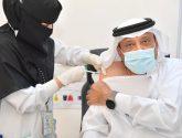 محافظ صامطة يفتتح مركز لقاحات كورونا بمستشفى المحافظة