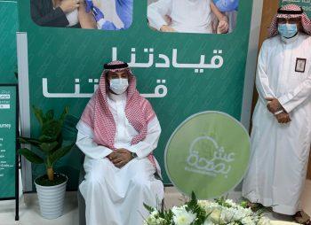 محافظ العارضة يُدشن مركز لقاحات كورونا بمستشفى المحافظة العام