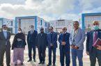 السفير الاصبحي يلتقي رئيس جهة كلميم ووالي الإقليم بالمغرب