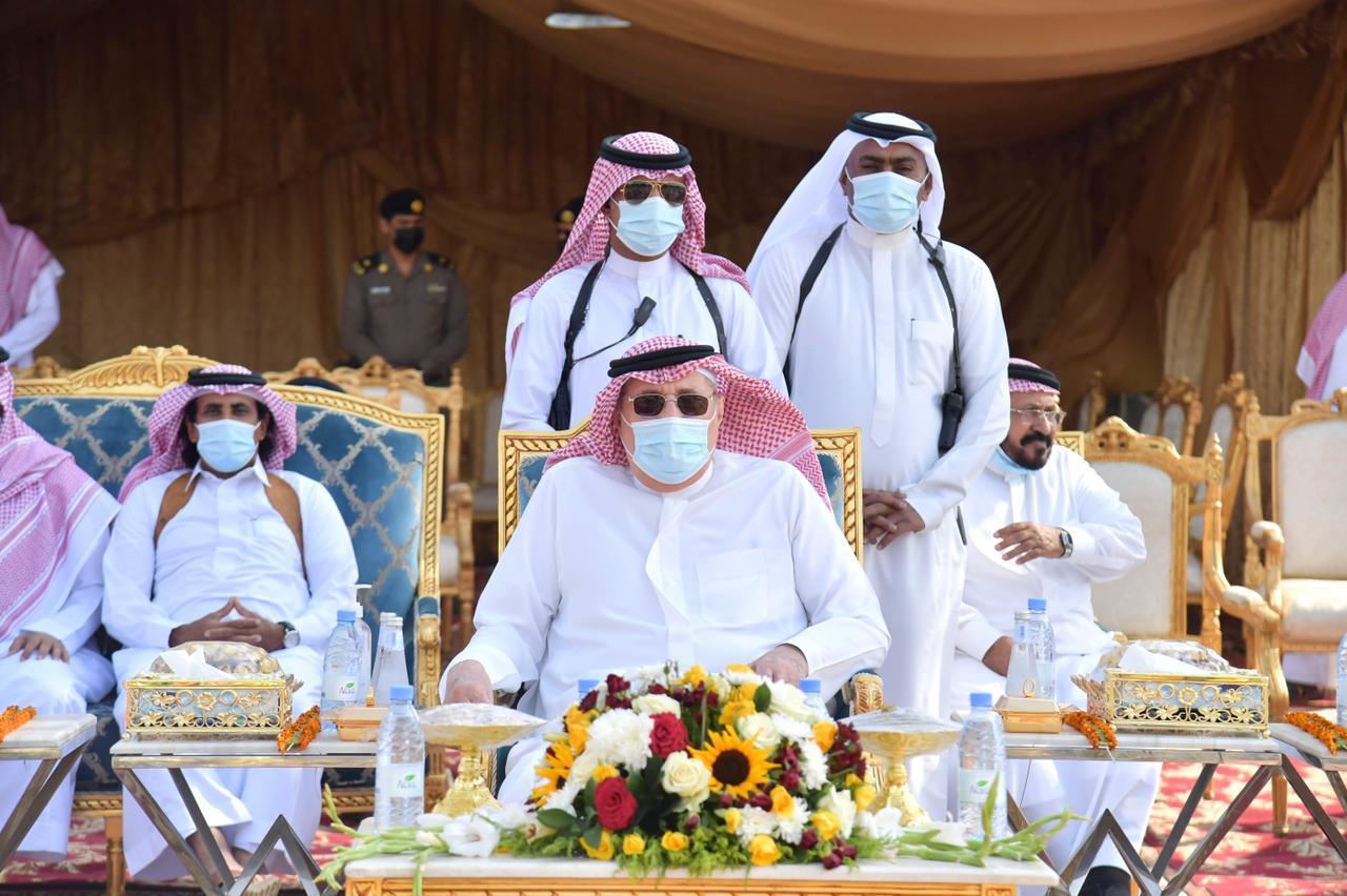 أمير منطقة جازان يتفقد محافظة ضمد