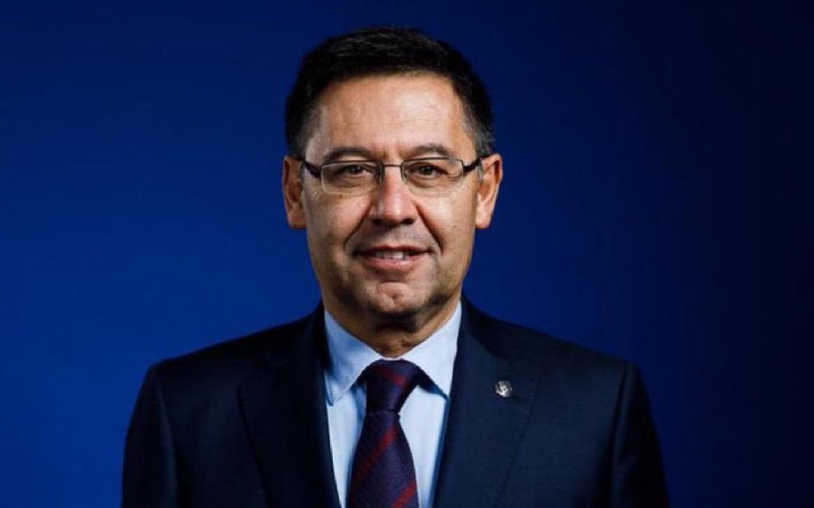 اعتقال بارتيميو الرئيس السابق لبرشلونة