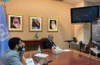 المعلمي : يلتقي بسفراء عدد من الدول الأعضاء في مجلس الأمن الدولي