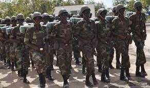 الجيش الصومالي يستعيد مناطق بالضاحية الجنوبية