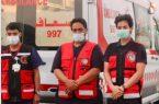 """تطوع الهلال الاحمر ينفذ حملة """"إفطار صائم"""""""