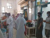 المجلس البلدي بصامطة يتابع خطة البلدية لشهر رمضان ميدانيًّا