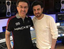 الموزع الموسيقي سيروس يتعاون مع الفنان ماجد المهندس في ألبومه الجديد