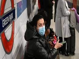 المملكة المتحدة تسجّل 3398 إصابة جديدة بفيروس كورونا