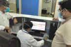 """مستشفى بيش العام يطلق نظام """"فيدا بلس"""" الالكتروني"""