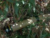 ضبط أربعة صواريخ كاتيوشا مع منصاتها في محافظة ديالى شمال شرق بغداد