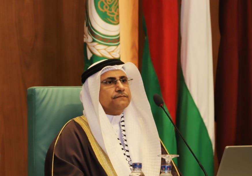 رئيس البرلمان العربي يدين بشدة محاولات ميليشيا الحوثي الإرهابية المتكررة لاستهداف جنوب المملكة العربية السعودية